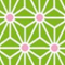 Asanoha grün