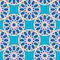 Kachel türkis